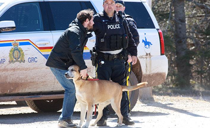 Минимум десять человек стали жертвами стрельбы в Канаде