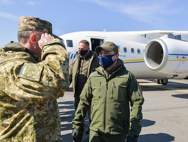 Рабочая поездка Президента Украины в Закарпатскую область