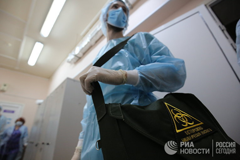 Обучение ординаторов диагностике COVID-19 в клинике Волгоградского медицинского университета