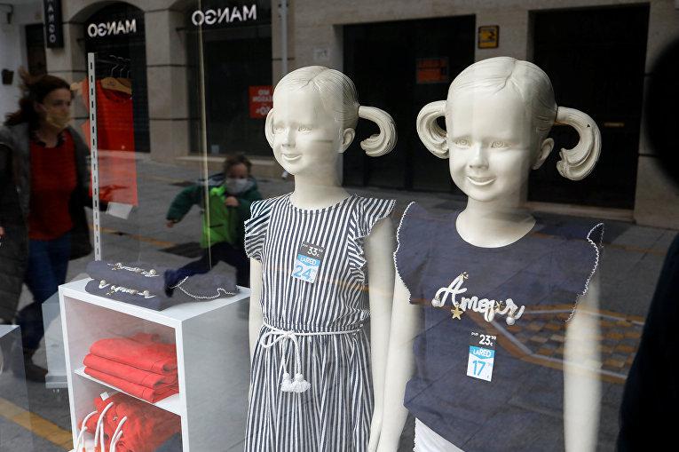 Витрина магазина в Ронде, Испания