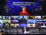 Саммит ЕС с балканскими странами