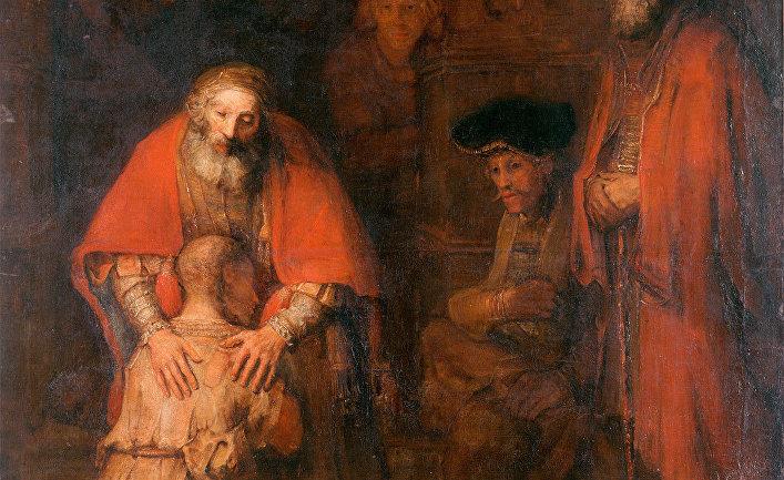 Возвращение блудного сына (Рембрандт)