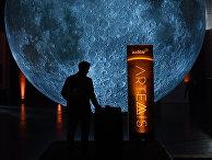 Презентация лунной программы НАСА «Артемида» в Нью-Йорке, США
