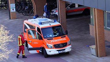 В Германии усилены меры по борьбе с коронавирусом