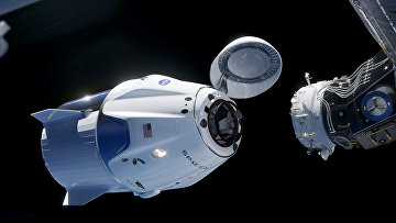SpaceX готовится к запуску  двух астронавтов НАСА