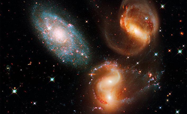 Группа галактик