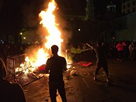 В США продолжаются протесты