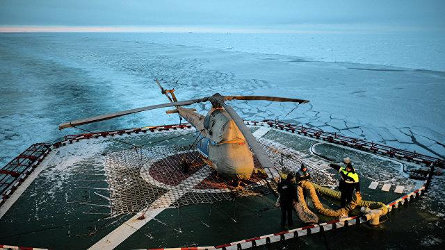 Россия заявляет о претензиях в Арктике: Это наша земля (Die Welt, Германия)