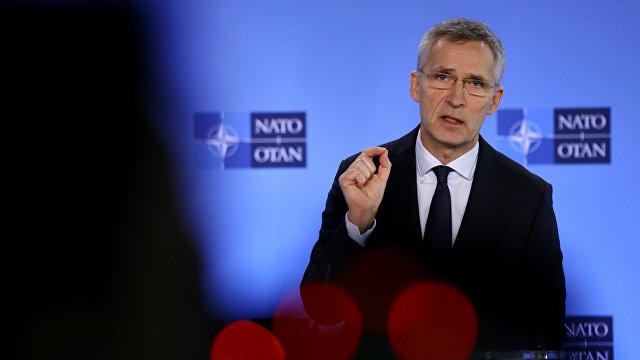 Генеральный секретарь НАТО Йенс Столтенберг: укрепление китайско-российского сотрудничества представляет собой серьезный вызов для НАТО (Гуаньча, Кит