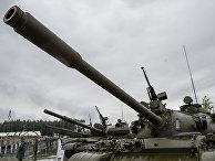"Советский средний танк Т-55 на форуме ""АРМИЯ-2015"""