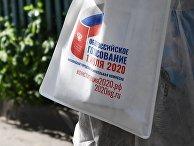 Голосование по внесению поправок в Конституцию РФ в Москве