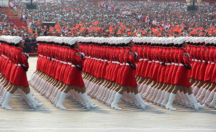Праздничные мероприятия в Пекине в честь 70-й годовщины образования КНР