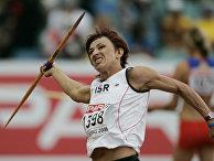 Израильская спортсменка Светлана Гнездилова