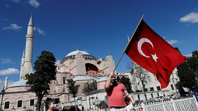 Решение принято: Собор Святой Софии в Стамбуле станет мечетью (Al Jazeera, Катар)