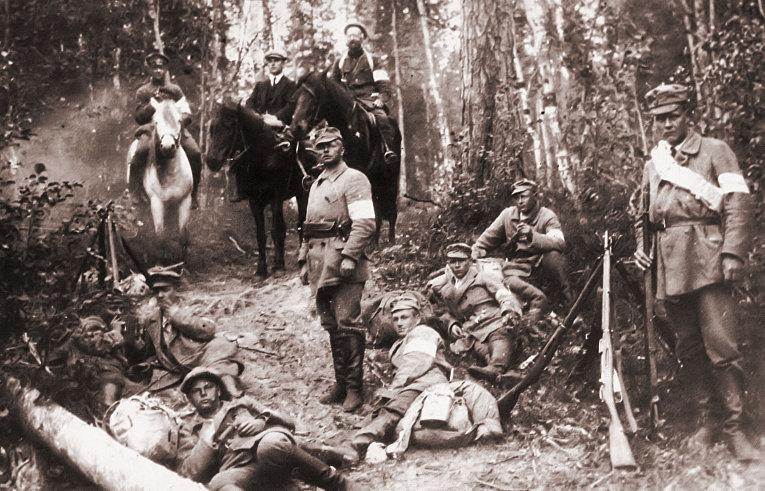 Участники финского наступления на Карельском перешейке