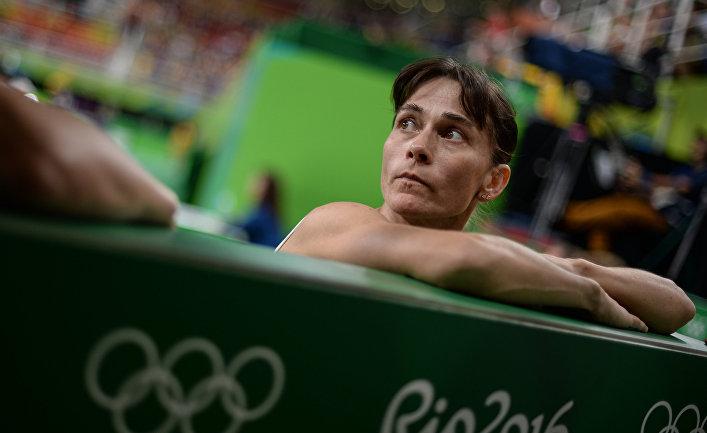 Гимнастка Оксана Чусовитина выступит на 7-й Олимпиаде в карьере