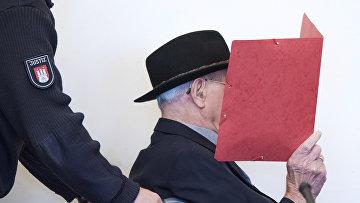 Суд над нацистским преступником Бруно Деем, Германия