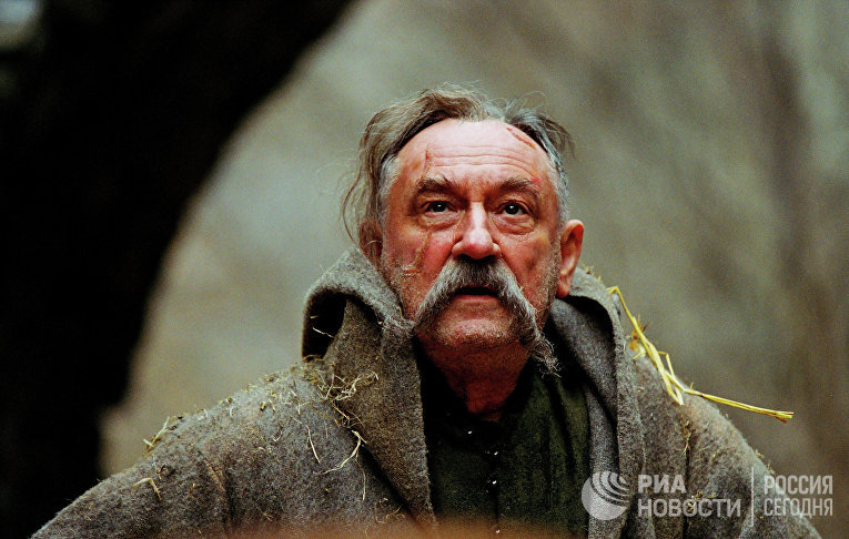 """Эпизод из нового кинофильма """"Тарас Бульба"""""""