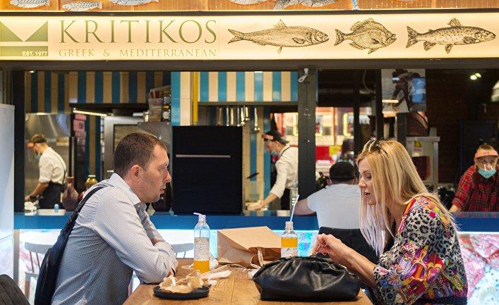 Кафе и рестораны Москвы возобновляют работу в полном объеме