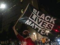Протесты в Портленде