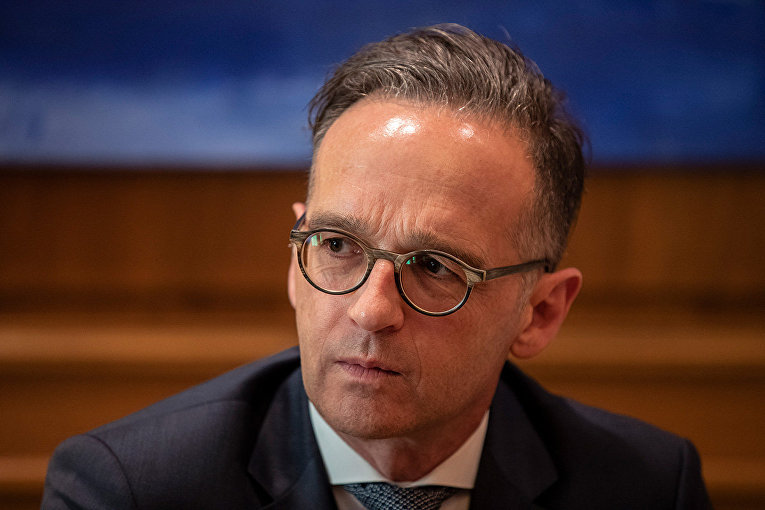 Министр иностранных дел Германии Хейко Маас