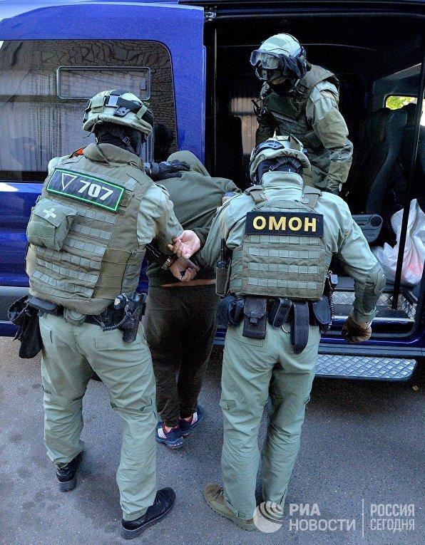 Милиция в Белоруссии