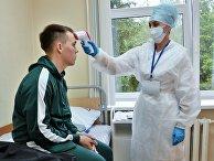 В России завершился первый этап испытания вакцины против COVID-19