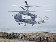 Учения Балтийского флота по высадке морского десанта на необорудованное побережье