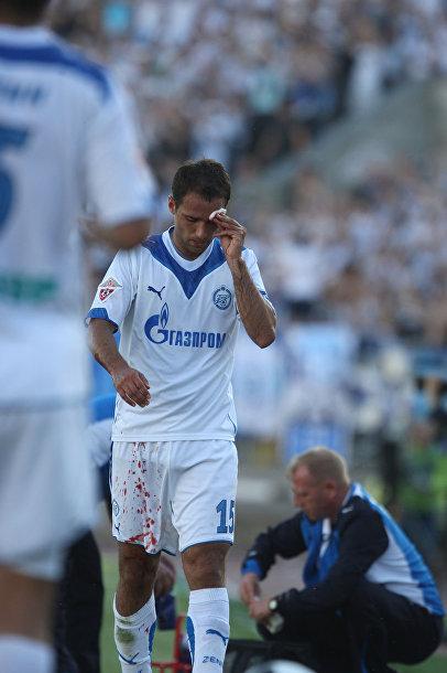 """Футбол. Премьер-лига. """"Зенит"""" - """"Рубин"""" 0:0"""