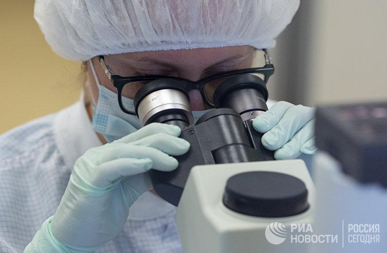 "Производство вакцины от COVID-19 на фармацевтическом заводе ""Биннофарм"""