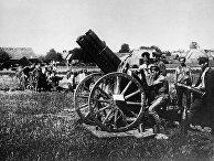Борьба Красной Армии с белополяками. Украина, 1920 год.