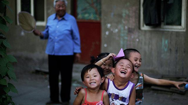Гуаньча (Китай): пришла пора политики третьего ребенка!