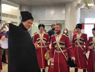 Встреча Александра Поветкина на Родине