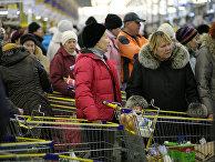 """Работа гипермаркета """"Лента"""" в Новосибирске"""