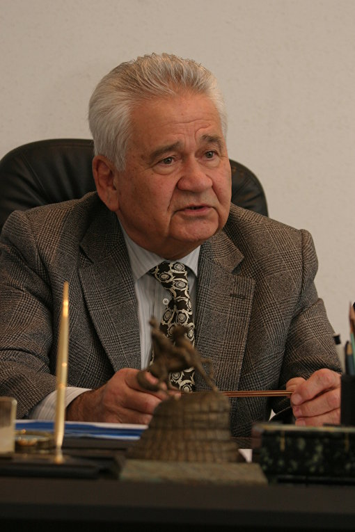 Советский и украинский политик Витольд Фокин