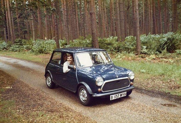 Автомобиль Mini