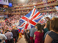 Променадный концерт Би-Би-Си в Лондоне, Великобритания