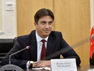 Посол Турции в Киеве Ягмур Ахмет Гюльдере