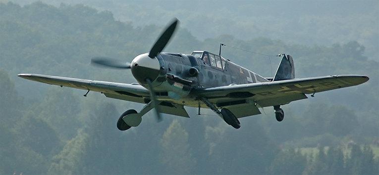 Истребитель Bf 109