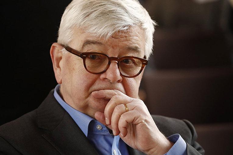 Немецкий политик Йошка Фишер