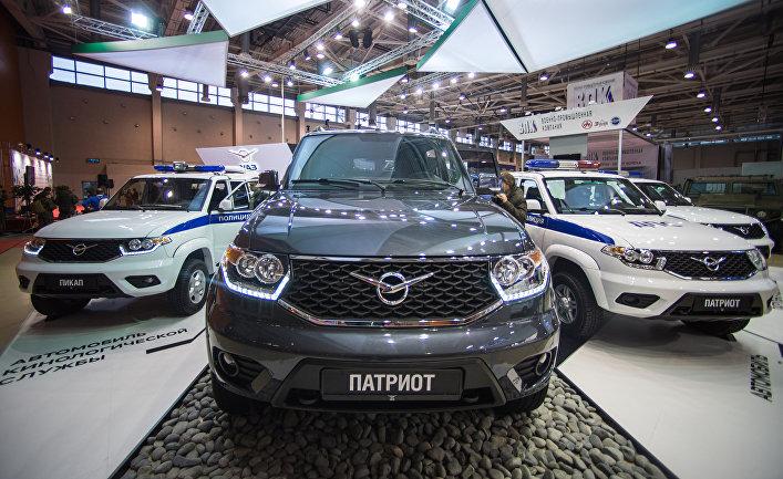 XX Международная выставка средств обеспечения безопасности государства
