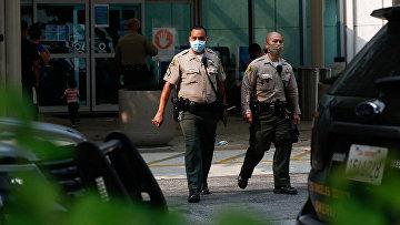 Помощники шерифа округа Лос-Анджелес