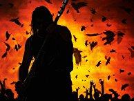 Концерт группы Metallica в Санкт-Петербурге