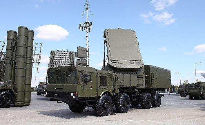 Радар дальнего обнаружения 92Н6А