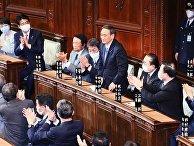 Есихидэ Суга утвержден на посту премьер-министра Японии