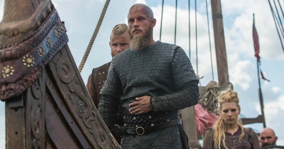 Крупное исследование рушит мифы о викингах: они не были ни светловолосыми, ни скандинавами (DR, Дания)