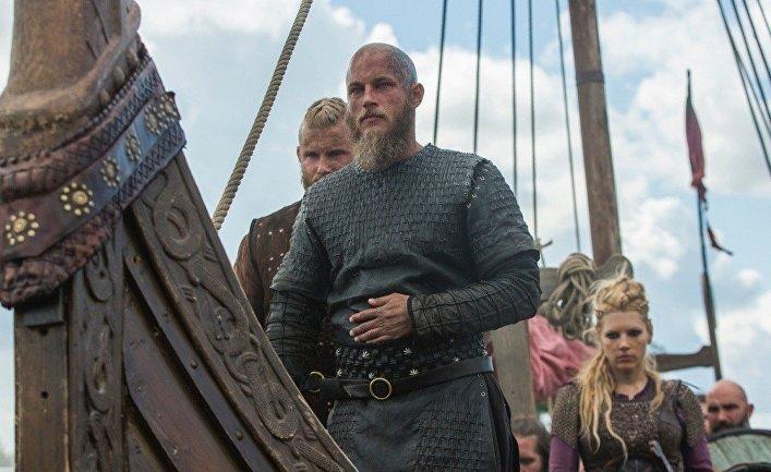 Кадр изсериала «Викинги»