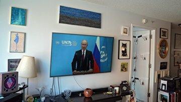 75-я сессия Генассамблеи ООН