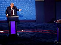 Теледебаты Дональда Трампа и Джо Байдена