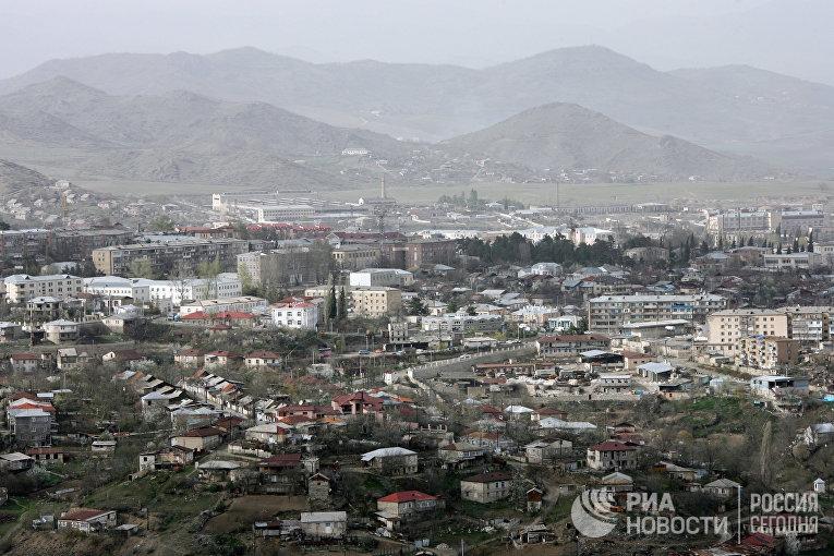 Город Степанакерт, Нагорный Карабах